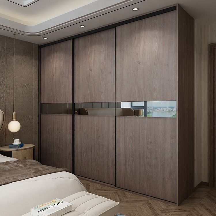 Pin By Hesham Abdel Hady On Bedroom Bedroom Furniture Design Sliding Door Wardrobe Designs Wardrobe Design Modern