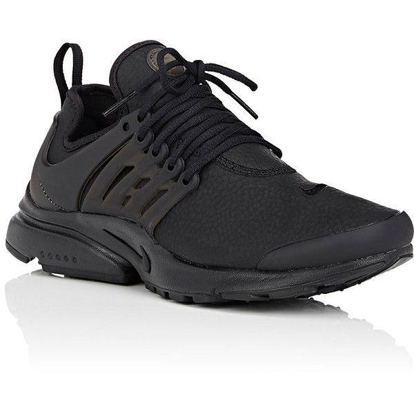 Air Presto Premium Leather Sneakers
