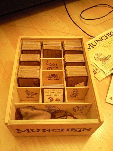Munchkin Munchkin Game Munchkin Board Game Box
