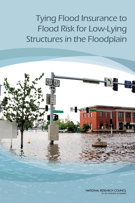 Tying Flood Insurance To Flood Risk For Low Lying Structures In