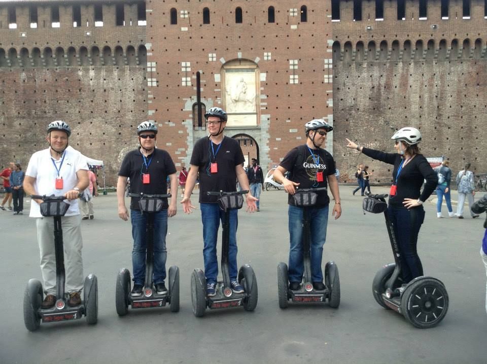 Best way to see #Milan by www.italysegwaytours.com