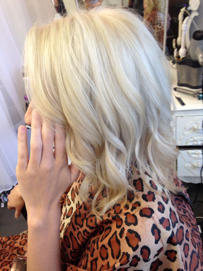 Blonde hair by kirstyn trahan at hair perfection in beaumont tx