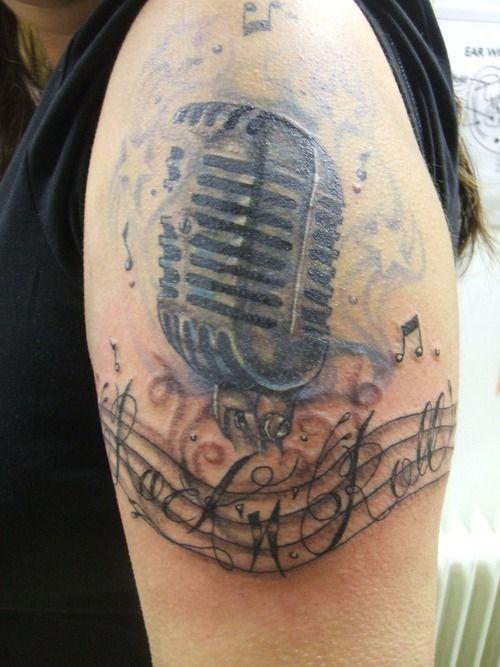 Rock N Roll Tattoo Ideas: Rock And Roll Tattoo, Rock N Roll