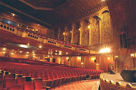 United Palace Theatre - Washington Heights New York Locations