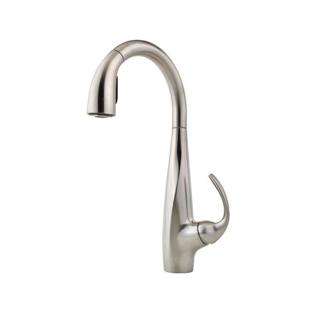 Price Pfister Avanti 1-Handle, Pull-Down Kitchen Faucet - Group ...