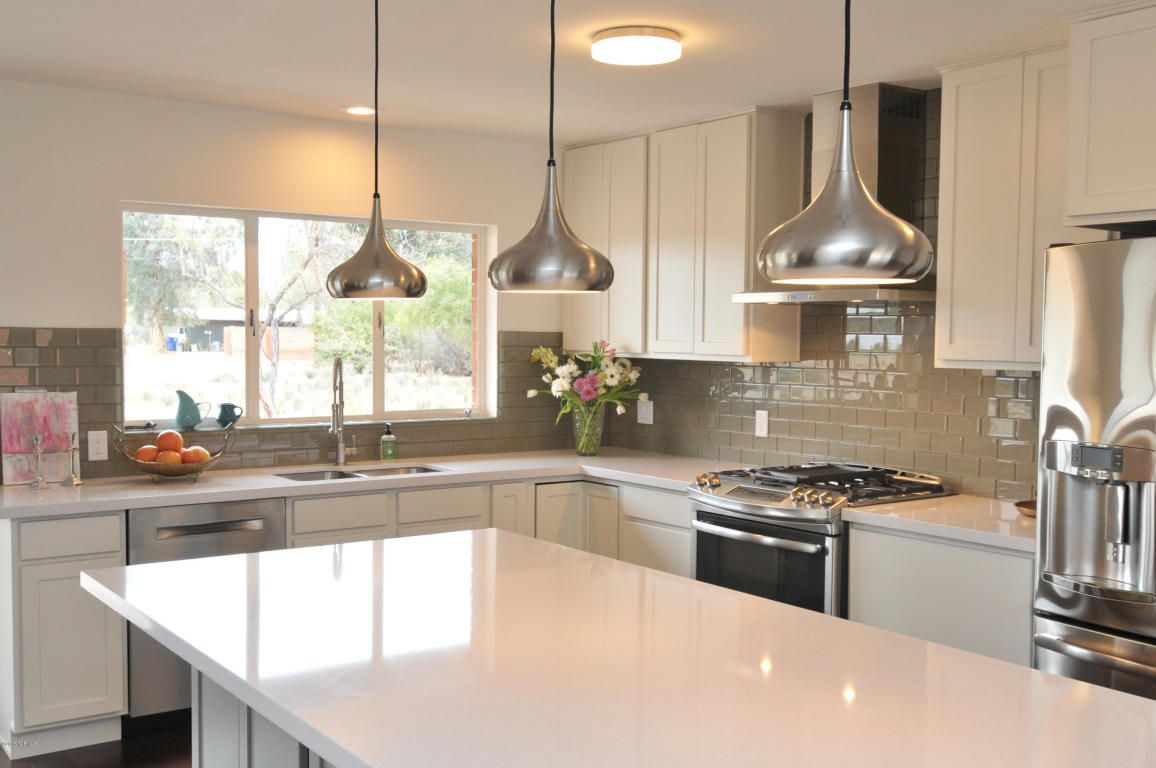 Kitchen from Calle Campestre