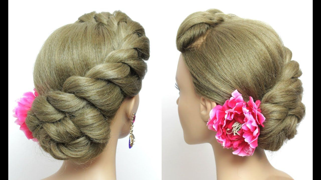 Easy Wedding Hairstyles Alluring Beautiful Hairstyleseasy Wedding Hairstyletwist Updo  Up Do's