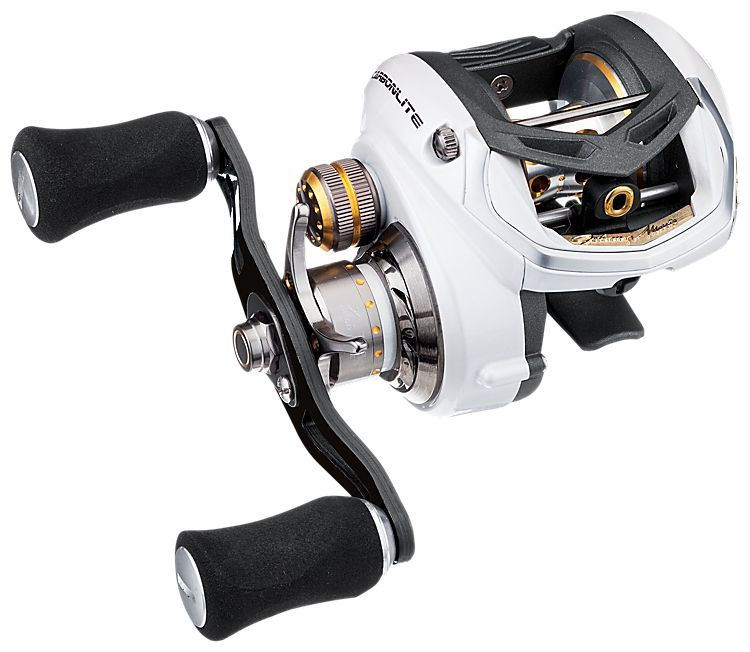 4ac60431c79 Bass Pro Shops Johnny Morris CarbonLite Baitcast Reel