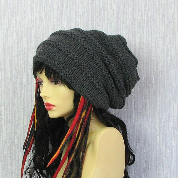 Hat for dreads Dreadlock Accessories Hand Knitted by AlbadoFashion