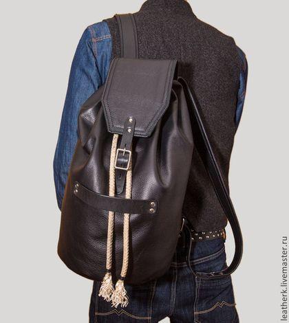 Рюкзак кожаный - милитари,рюкзак кожаный,рюкзак мужской,сумка мешок,удобная  сумка 989daa3a41e