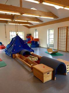 Kids Gym Diy Indoor Playground