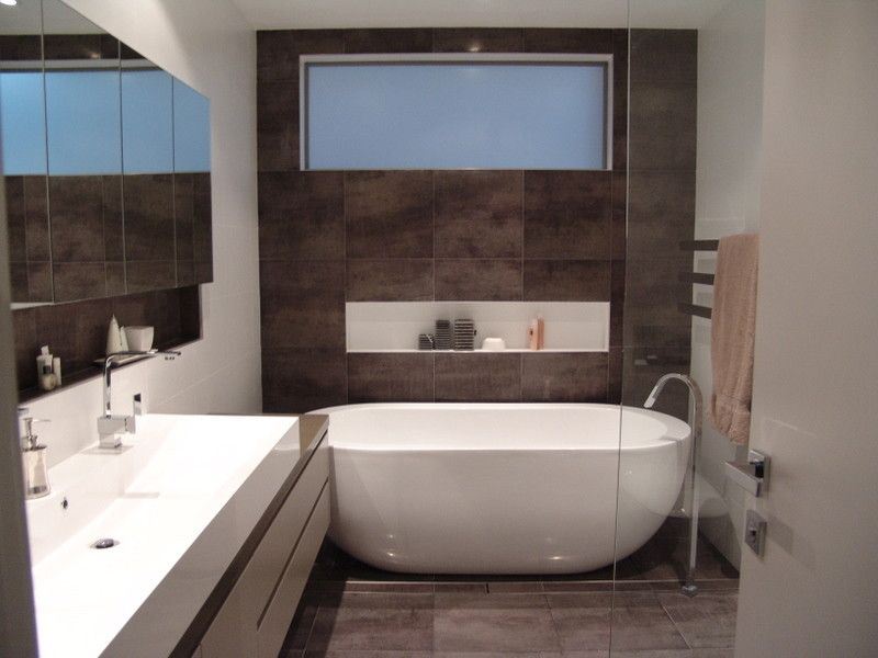 photos of remodeled bathrooms%0A Egg Shaped Bath Design Ideas  Pictures  Remodel  and Decor