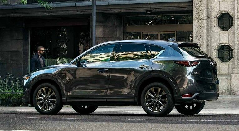 2020 Mazda CX5 redesign Mazda cx5, Touring