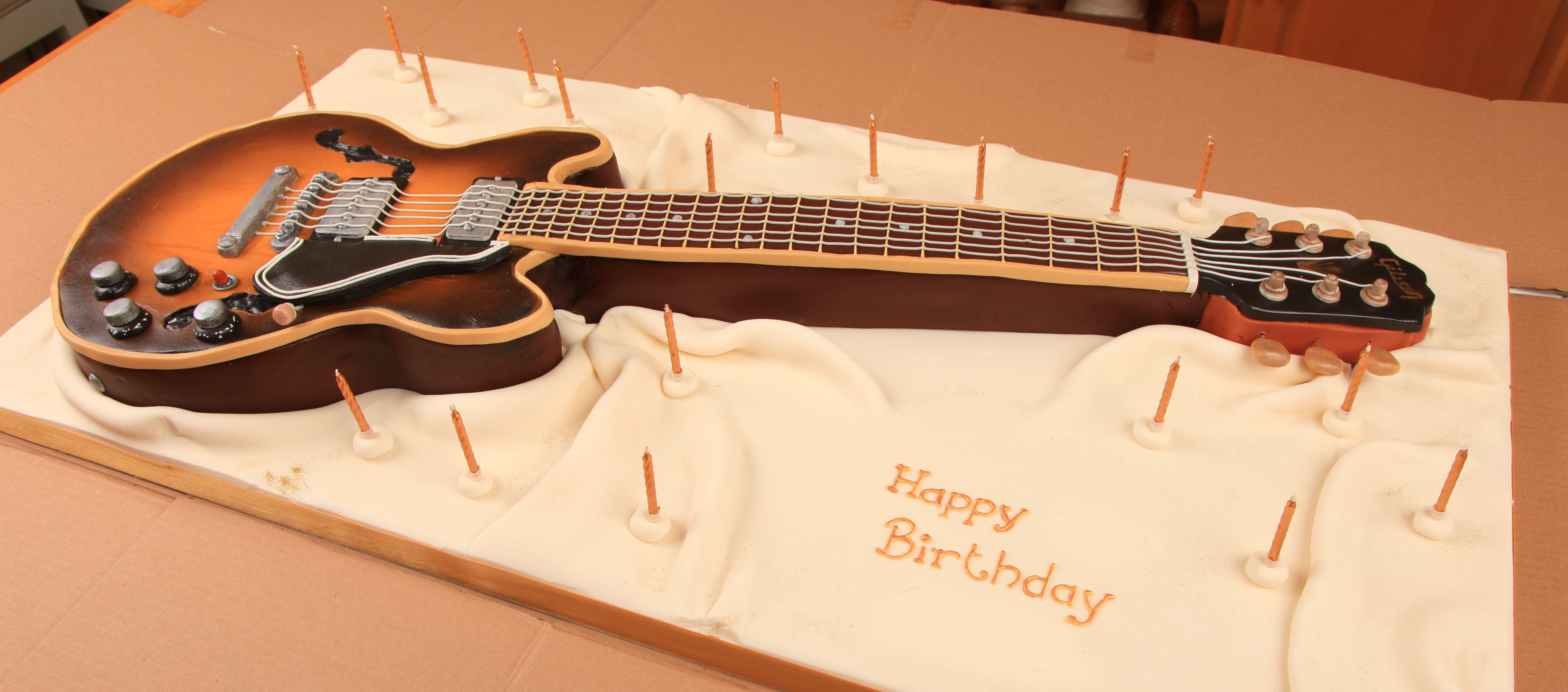 happy birthday guitar cake Best Photography Collections ...
