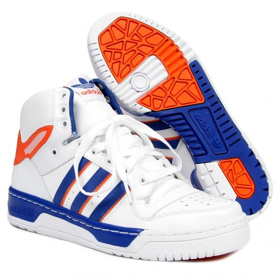 d9b6fd2f007 adidas Attitude Hi - White - Blue - Orange - SneakerNews.com