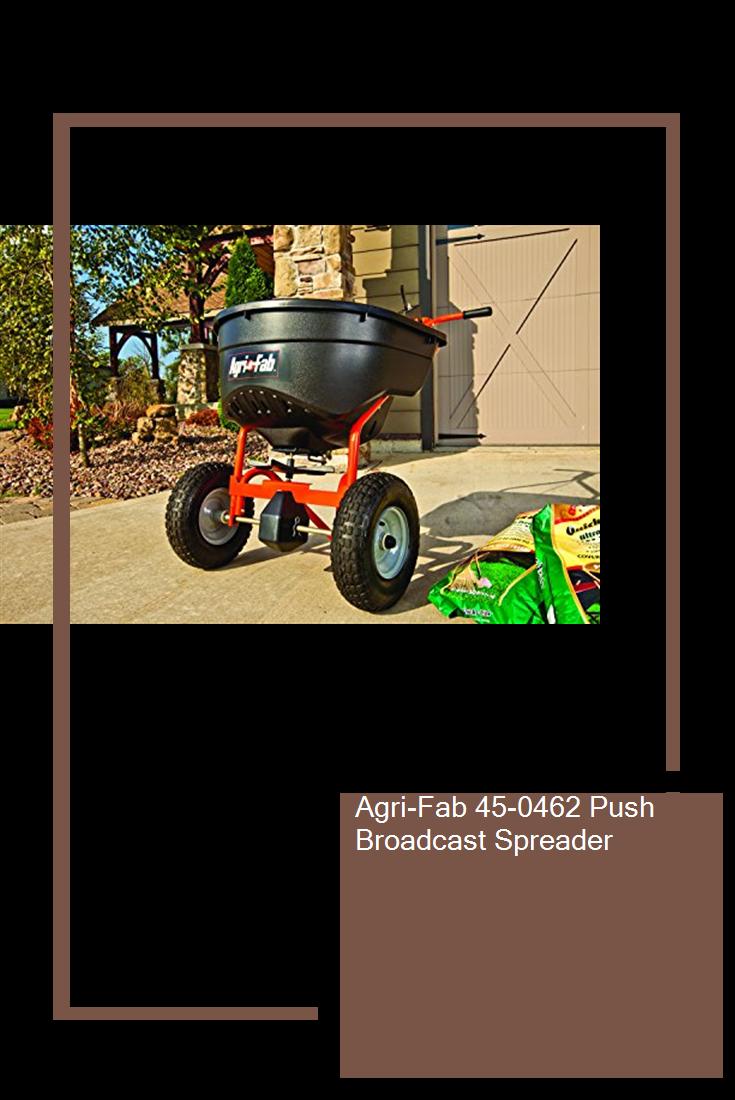 Agri Fab 45 0462 Push Broadcast Spreader Mit Bildern