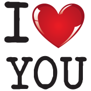 I Love You Sticker Love You Messages I Love You Hubby Love Words