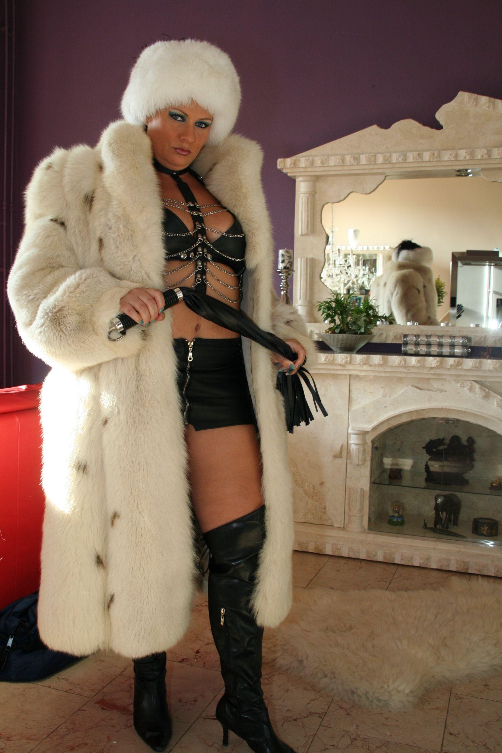 Mature fur