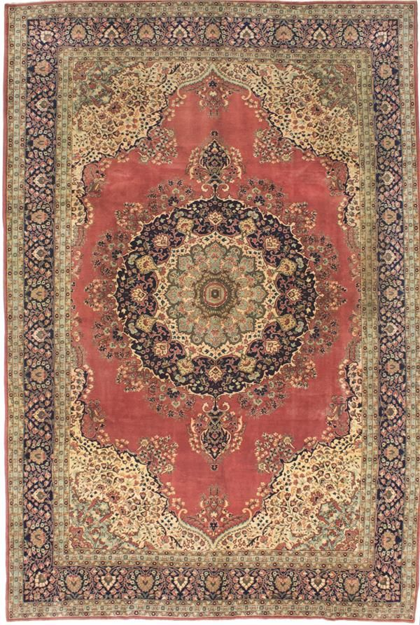 Hand Knotted Kashmir Copper Wool Rug Rugs Wool Rug Indian Carpet Hand knotted wool rugs from india
