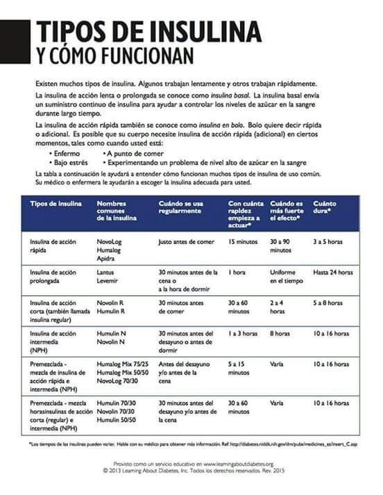 consideraciones de enfermería de diabetes gestacional para vancomicina