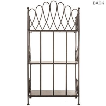 Get Flat Black 3 Tier Baker S Rack Online Or Find Other Furniture Products From Hobbylobby Com Bakers Rack Black Flats Home Decor