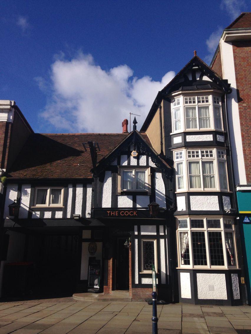 Hitchin, Hertfordshire, UK House styles, Hertfordshire