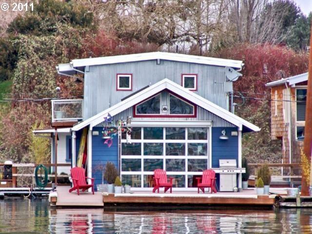 Retirement Homes In Portland Oregon Floating House Estate