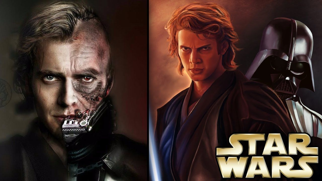 Who Knew Darth Vader Was Anakin Skywalker With Images Anakin