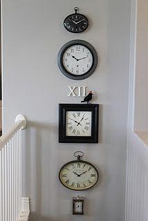 Amy S Casablanca Clock Wall Decor Clock Decor Decor