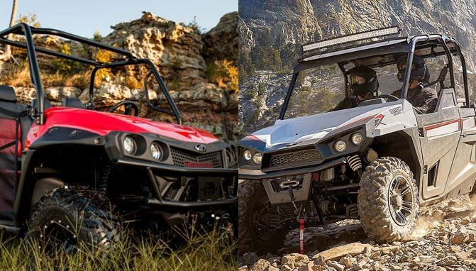 2018 Mahindra Mpact 750 S Vs Textron Off Road Stampede Atv Com Offroad Stampede Monster Trucks