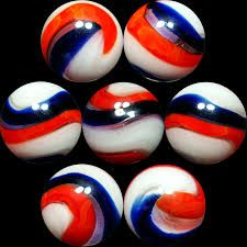 ALL ABOUT MARBLES - Facebook Group post ~ Akro Agate Popeye,