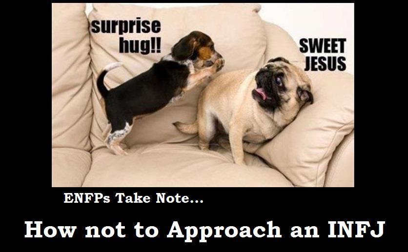 ENFJ συμβουλές γνωριμιών