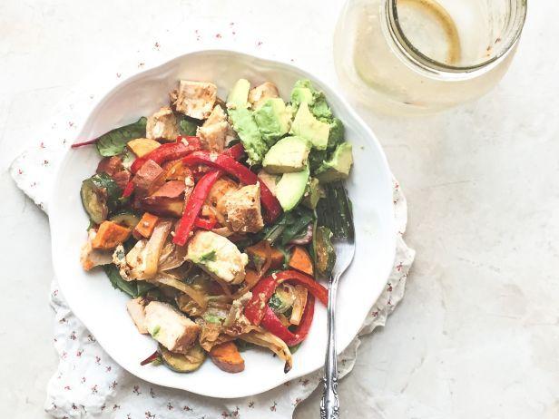 Recipe Southwestern Chicken Fajita Mason Jar Salad Food Ideas