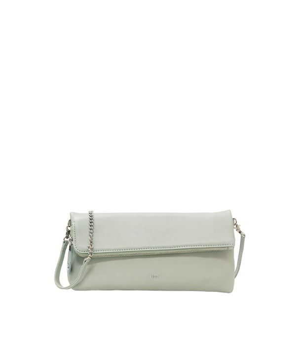 b0566dbfdff56 Leonora Large Pouch Chalk - Limited Edition | Lumi Accessories  www.shoplumi.com