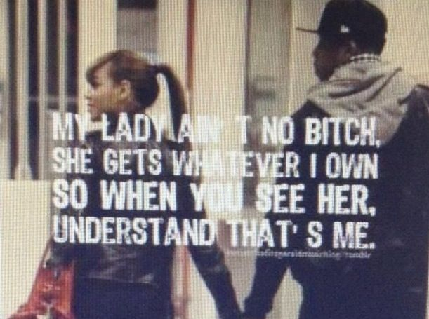 Jay Z and Beyonce, what ever relationship should be like But - fresh jay z blueprint 3 lyrics what we talkin about