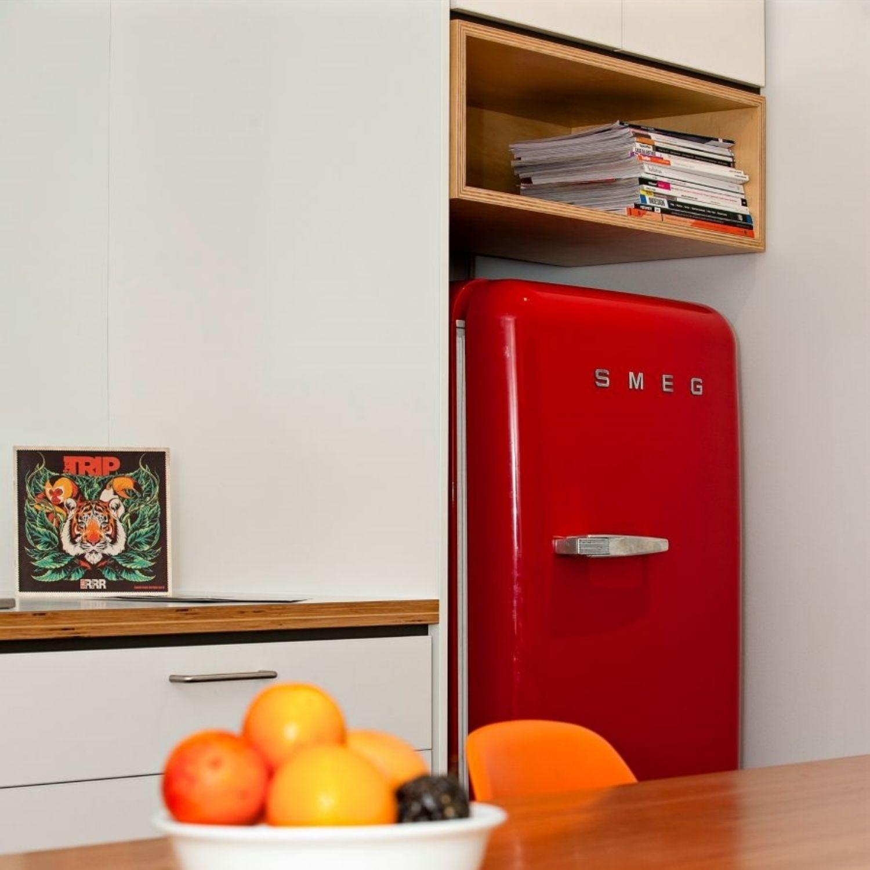 Cantilever Kitchen 1 Custom