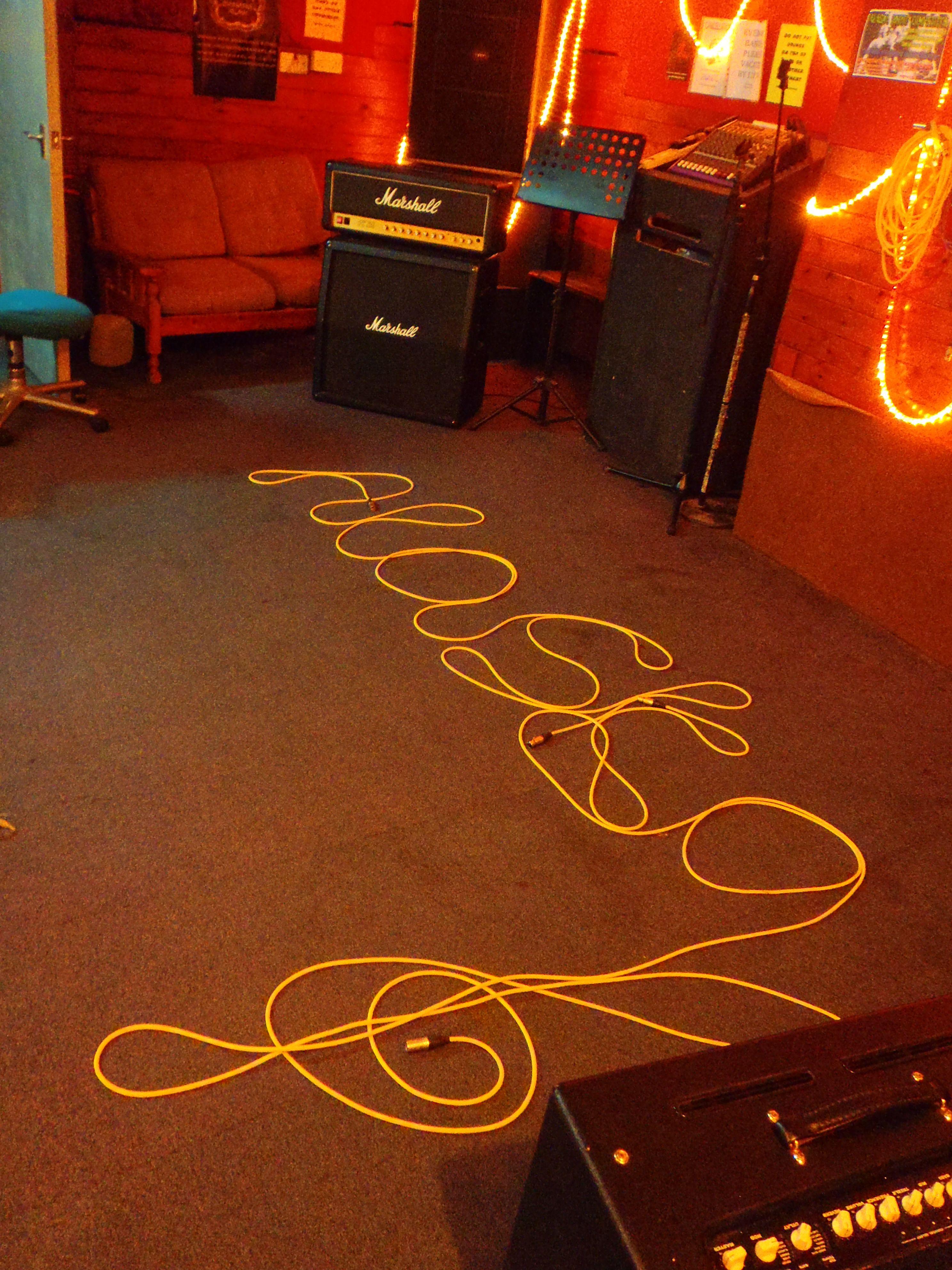Rehearsal studio 3 @ Alaskastudio