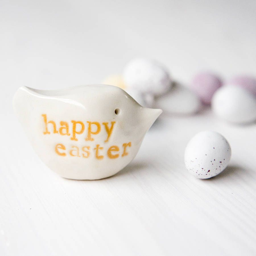 This beautiful little white easter gift bird has an important this beautiful little white easter gift bird has an important message to deliver 850 negle Choice Image