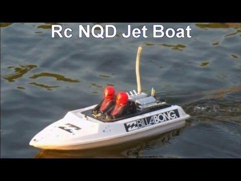 CVP - Rc NQD Jet Boat