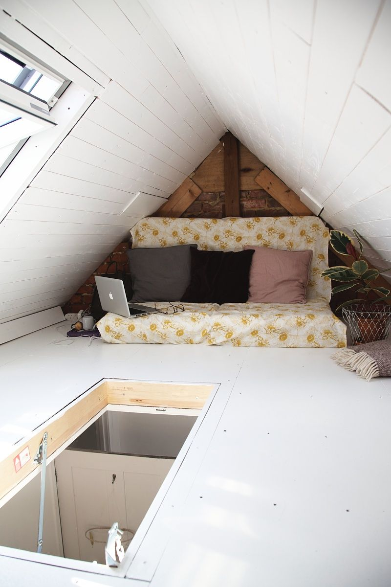 Converting Your Attic And Creating Space At Home Attic Rooms Attic Renovation Loft Room