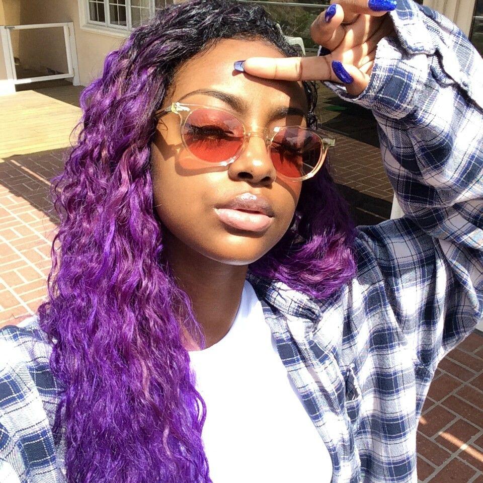 Justine skye jմŚԵíղҽ skվҽ pinterest curly hair