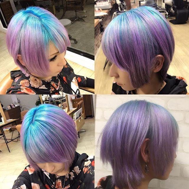 Websta Hairdresser Galaxy Galaxy 公式line Opb0993z ご予約