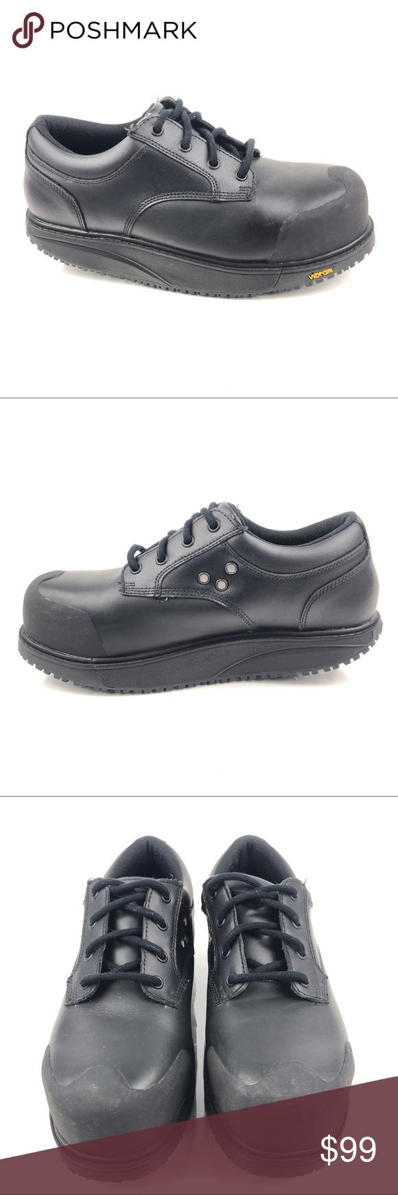 MBT Unisex Omega Steel Toe Safety Work Shoes MBT Unisex