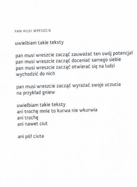 Kotański Wiersze O Moim Psychiatrze Poetry Pinterest