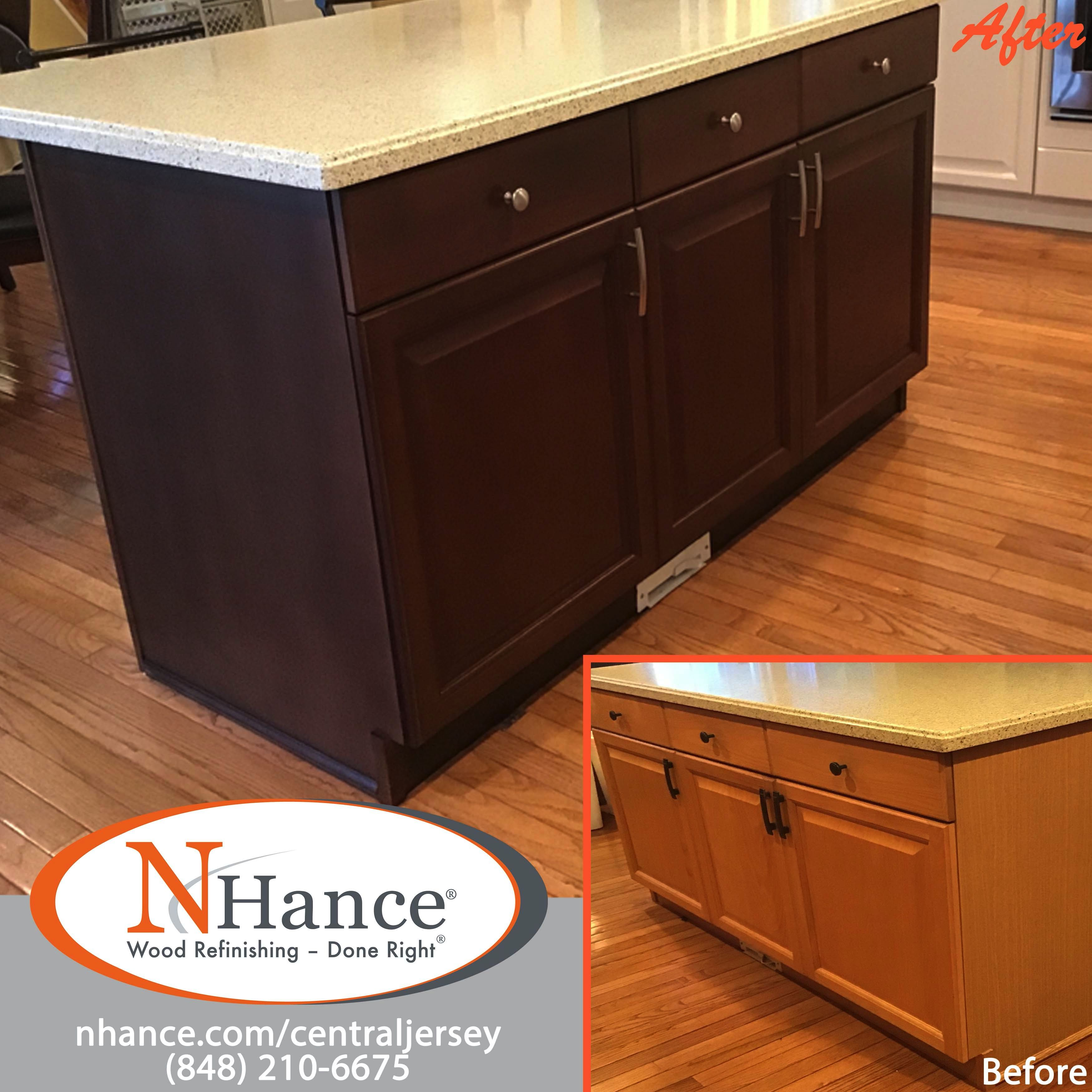 N Hance Can Make Your Cabinets Darker In 2020 Wood Refinishing Refinishing Cabinets Kitchen Projects