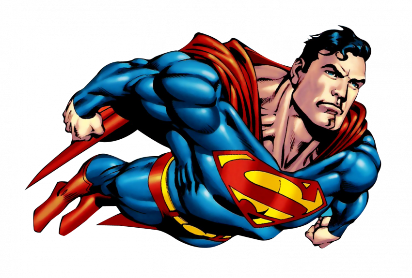 Superman HD PNG Image Transparent photo (29) in 2020