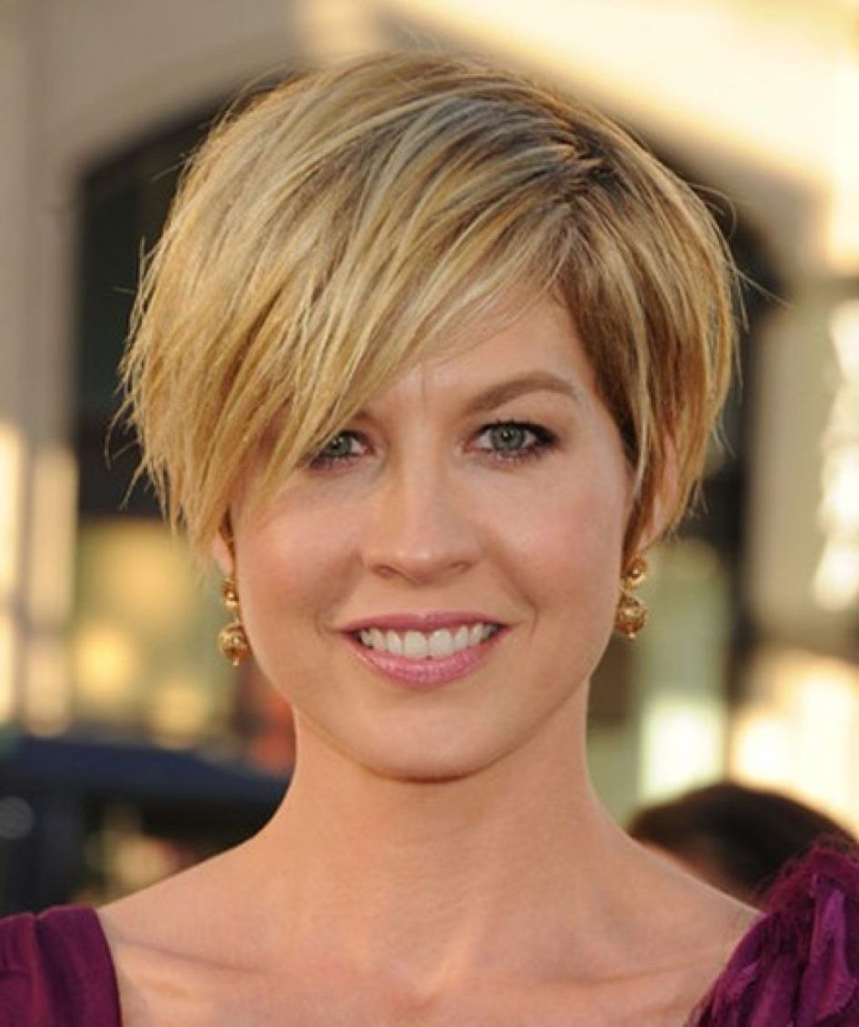 Image Result For Short Hairstyles Fat Faces And Double Chins
