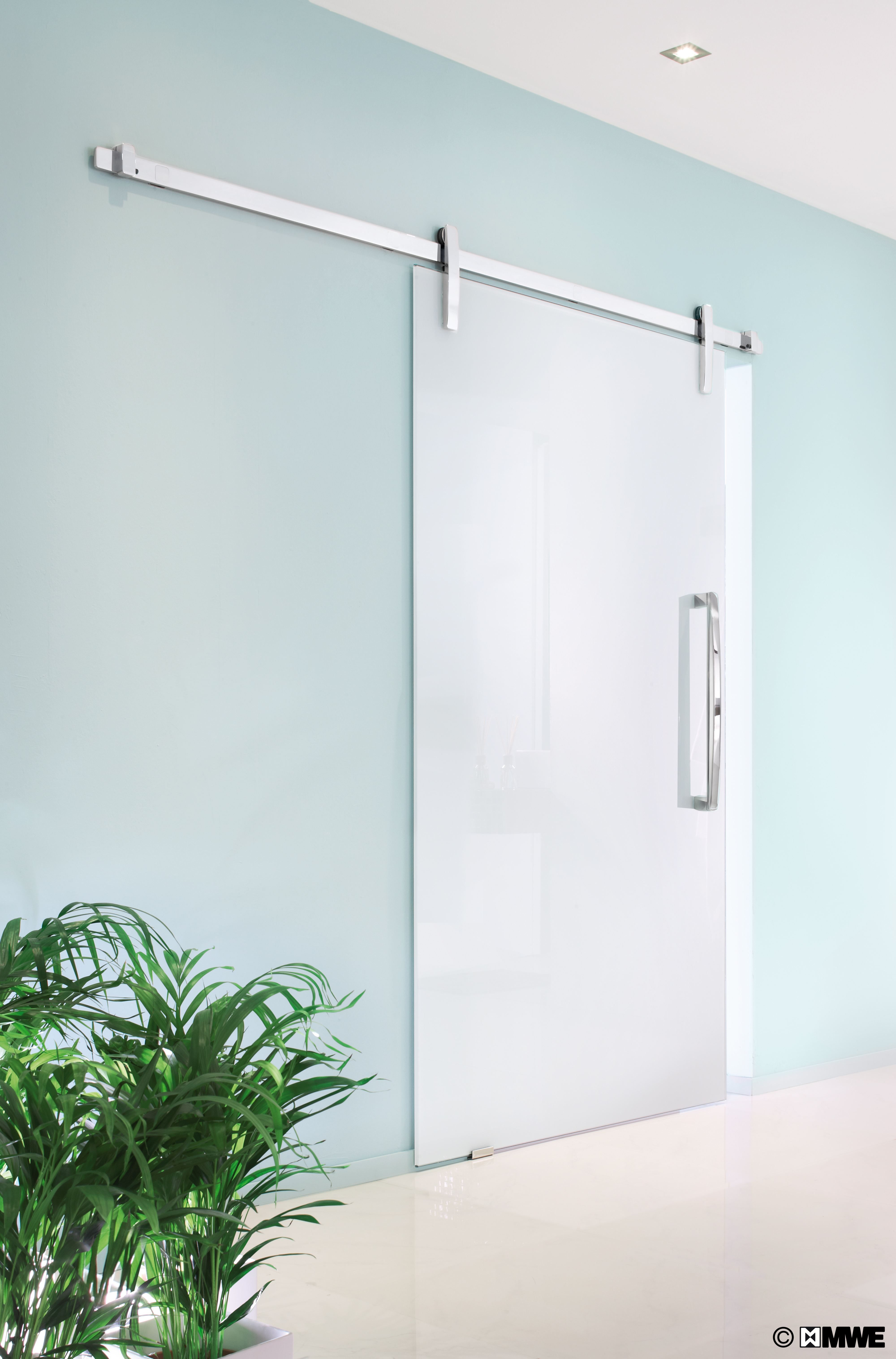 Purist Sliding Door Manufactured By Mwe Designed By Mario Wille