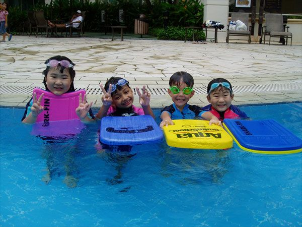 Indoor Swimming Pool Certification Swimming Classes Singapore Swimming Learn To Swim