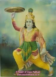 Lord Krishna With Sudarshan Chakra Jaya Jaya Sri Sudarshana